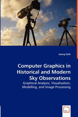 Computer Graphics in Historical and Modern Sky Observations