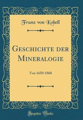 Geschichte der Mineralogie