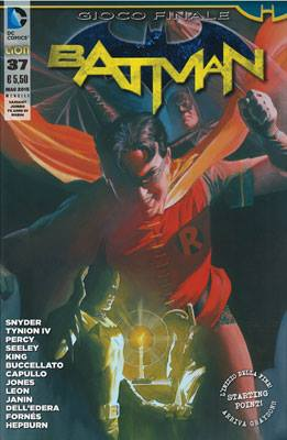 Batman #37 - Edizion...