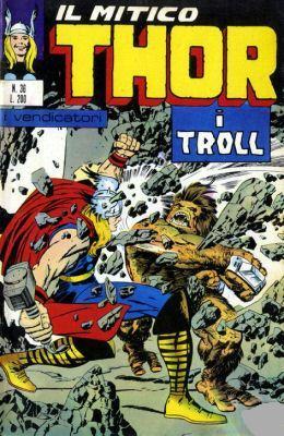 Il mitico Thor n. 36