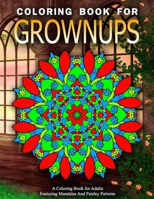 Coloring Books for Grownups