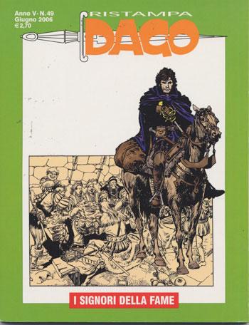 Ristampa Dago n. 49