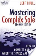 Mastering the Complex Sale