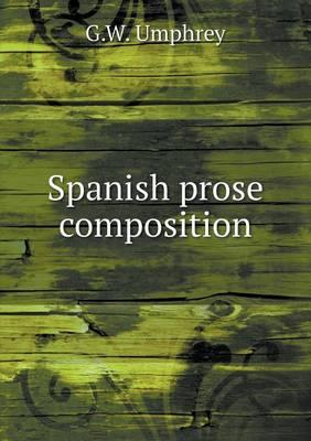 Spanish Prose Composition