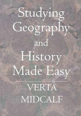 Studying Geography and History Made Easy