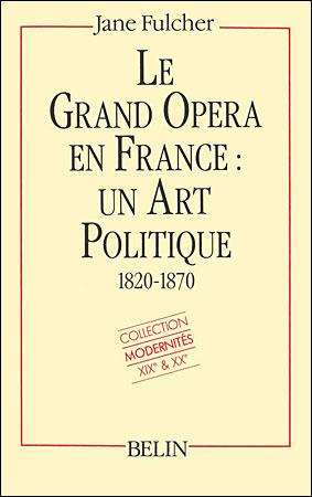 Le Grand opéra en France