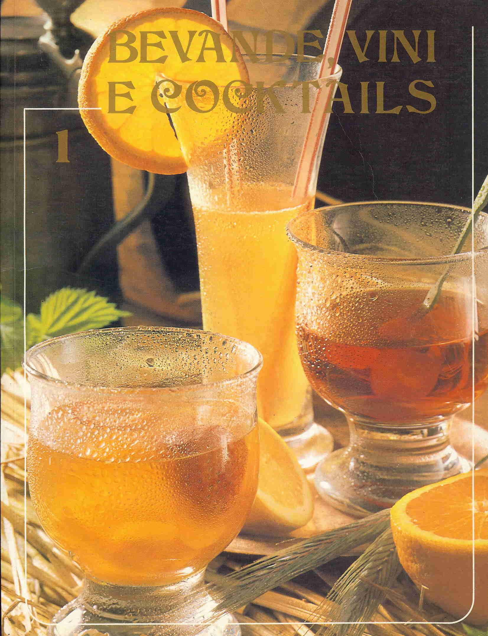 Bevande, vini e cocktails