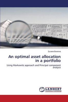 An optimal asset allocation in a portfolio
