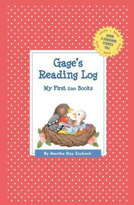 Gage's Reading Log