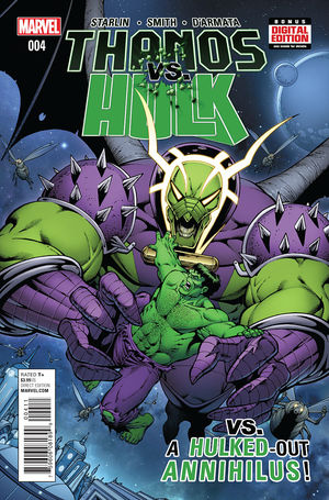 Thanos vs. Hulk Vol.1 #4