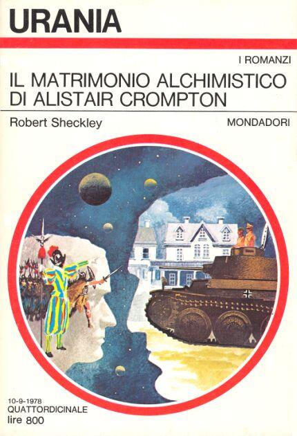 Il matrimonio alchimistico di Alistair Crompton