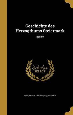 GER-GESCHICHTE DES HERZOGTHUMS