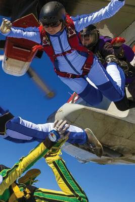 Sky Diving Any Day P...
