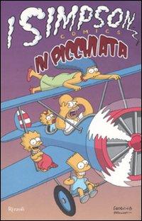 I Simpsons in picchiata
