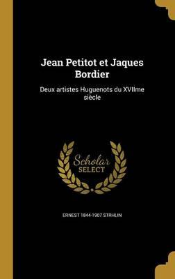 FRE-JEAN PETITOT ET JAQUES BOR