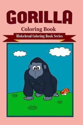 Gorilla Coloring Boo...