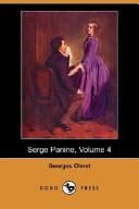 Serge Panine, Volume 4 (Dodo Press)