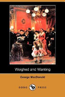 Weighed and Wanting (Dodo Press)