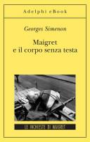 Maigret e il corpo s...