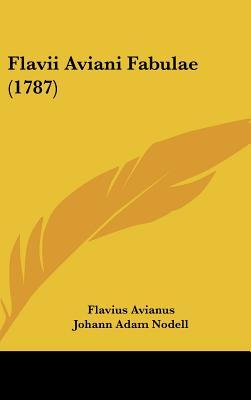 Flavii Aviani Fabulae (1787)