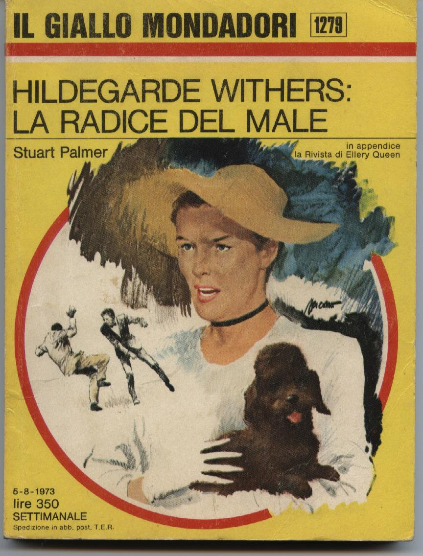 Hildegarde Withers: ...