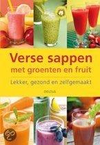 Verse sappen met groenten en fruit / druk 1