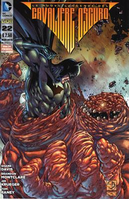 Batman: Le nuove leggende del Cavaliere Oscuro n. 22
