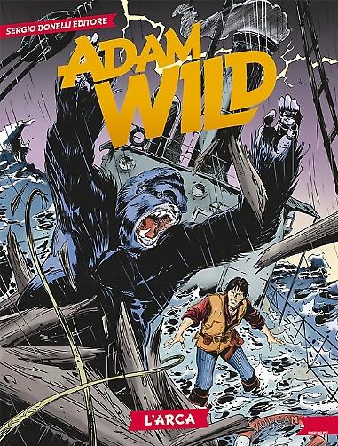Adam Wild n. 12