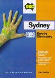 UBD Sydney Street Directory