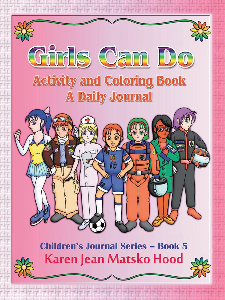 Girls Can Do Journal
