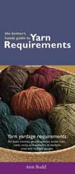 Knitters Handy Book of Yarn Requirements