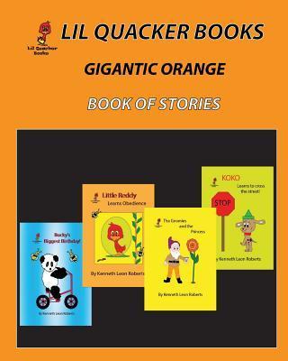 Gigantic Orange Book of Stories