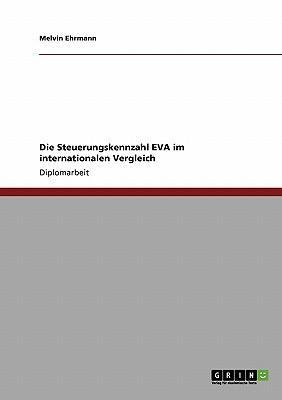 Die Steuerungskennzahl EVA im internationalen Vergleich