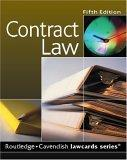 Contract Lawcards 5/e