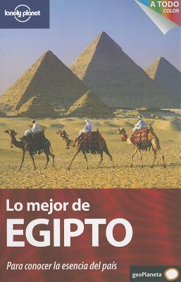Lonely Planet lo mejor de Egipto / Best of Egypt