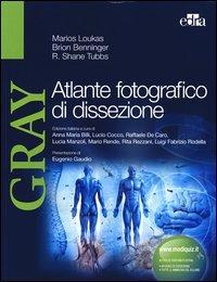 Gray. Atlante fotografico di dissezione