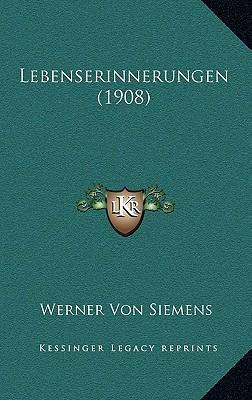 Lebenserinnerungen (1908)