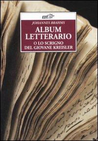 Album letterario o lo scrigno del giovane Kreisler