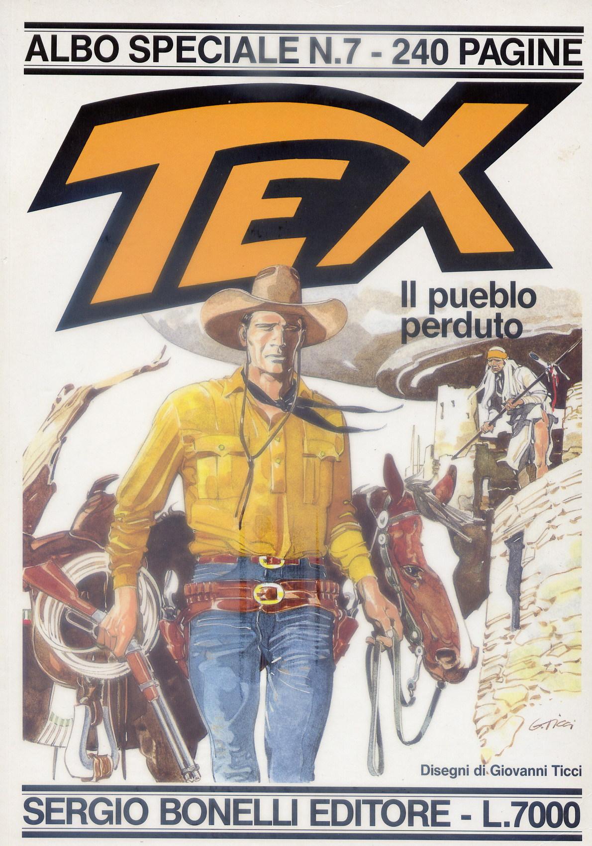 Tex Albo speciale n. 7