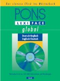 PONS Lexiface global Deutsch-Englisch, Englisch-Deutsch