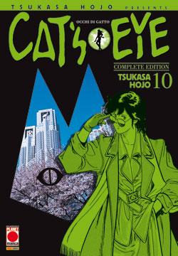 Cat's Eye vol. 10
