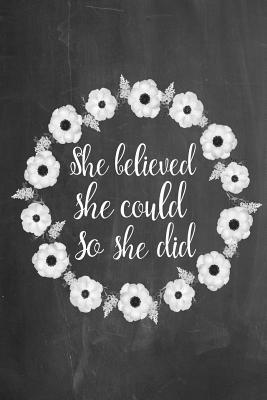 She Believed She Cou...