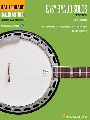 Easy Banjo Solos for 5-String Banjo