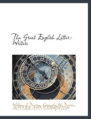 The Great English Letter-Writers