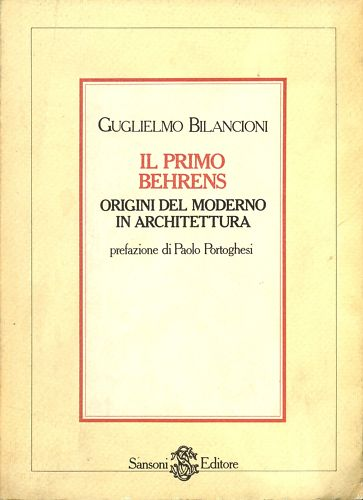 Il primo Behrens