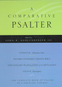 The Comparative Psalter