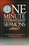 One Minute Stewardship Sermons