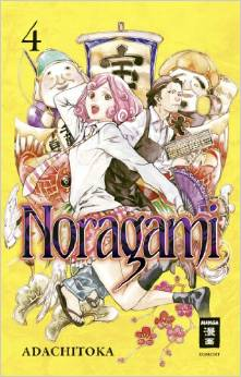 Noragami, Band 4