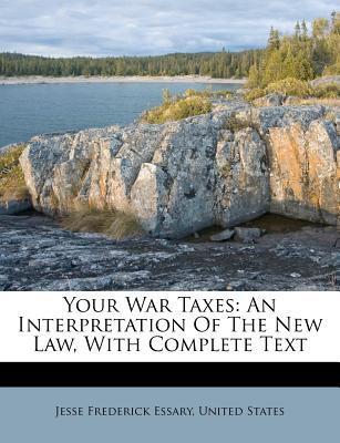 Your War Taxes