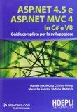 ASP.NET 4.5 e ASP.NET MVC 4.0 in C# e VB